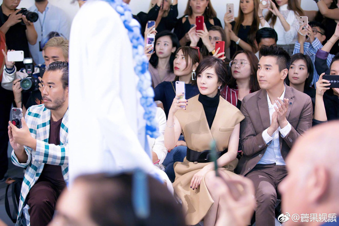 Vợ chồng Dương Mịch - Triệu Hựu Đình hội ngộ vui vẻ tại New York - Ảnh 7.