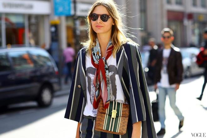 7 kiểu thắt khăn cơ bản để bạn bung lụa trong mùa lạnh sắp tới - Ảnh 17.