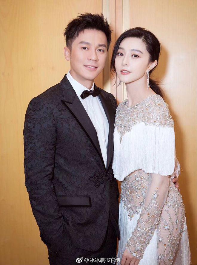 Phong cách tâm đầu ý hợp của cặp uyên ương sắp cưới Phạm Băng Băng - Lý Thần - Ảnh 6.