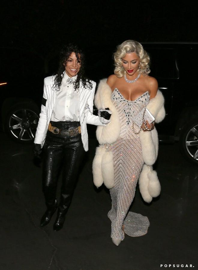 Hóa thân hết người này đến người khác, Kim Kardashian chính là nữ hoàng Halloween năm nay - Ảnh 8.