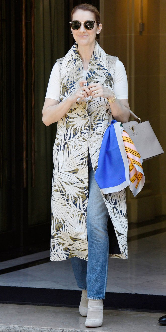 Cận kề tuổi 50 Diva Céline Dion mới lột xác phong cách khiến giới mộ điệu toàn cầu kiêng nể - Ảnh 24.