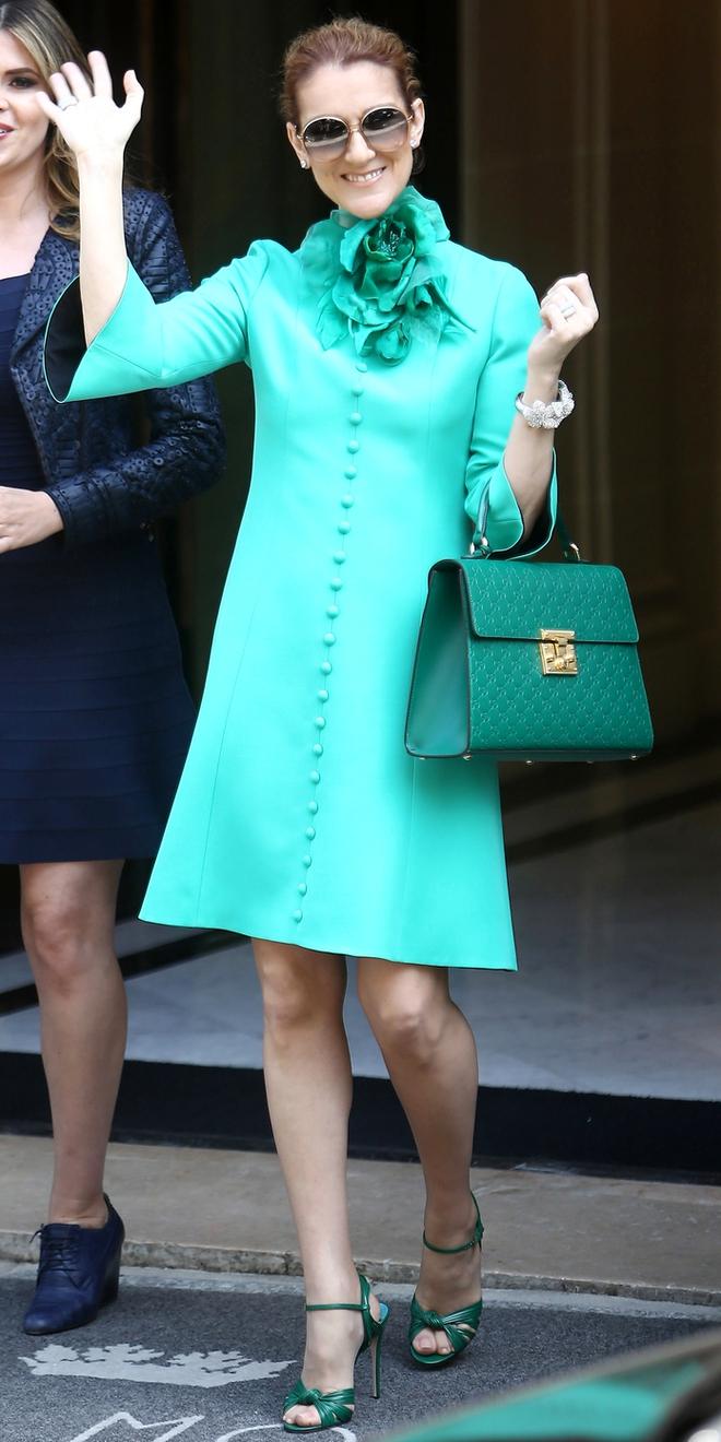 Cận kề tuổi 50 Diva Céline Dion mới lột xác phong cách khiến giới mộ điệu toàn cầu kiêng nể - Ảnh 12.