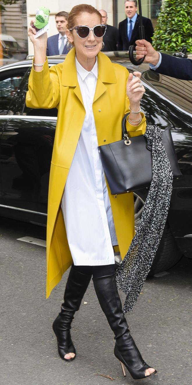 Cận kề tuổi 50 Diva Céline Dion mới lột xác phong cách khiến giới mộ điệu toàn cầu kiêng nể - Ảnh 26.