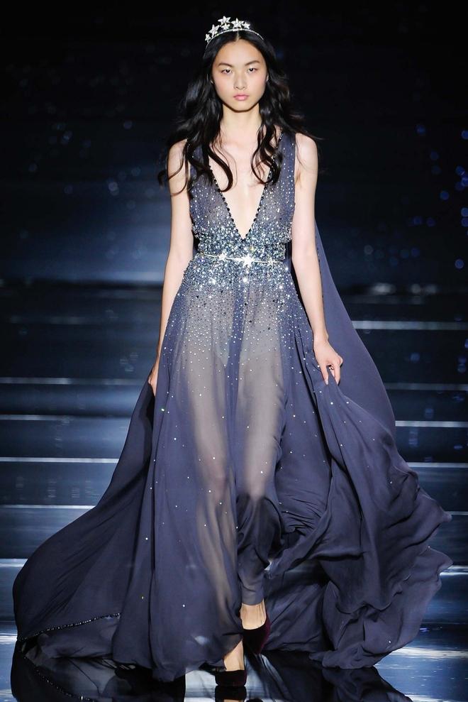 Chân dài 20 tuổi mang hai dòng máu Trung - Pháp chia sẻ cảm nhận lần đầu tiên được diễn tại Victorias Secret show 2017 - Ảnh 13.