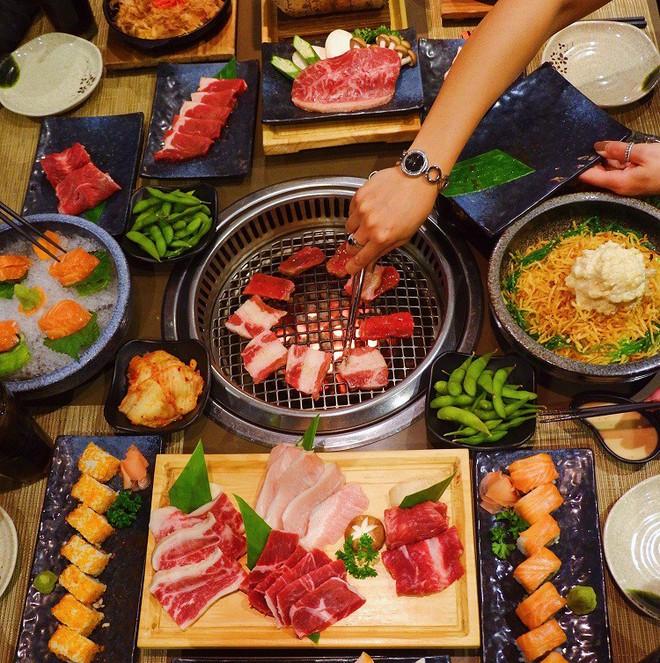 Tận hưởng hương vị ẩm thực và văn hóa chuẩn Nhật ngay tại Hà Nội - Ảnh 6.