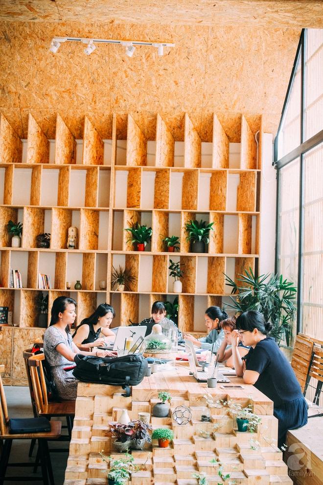5 quán cafe trong ngõ để tìm tĩnh lặng và yên bình cho những ngày cuối hạ - Ảnh 10.