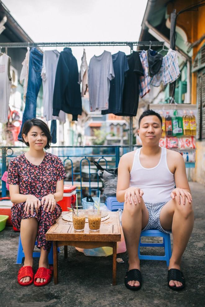Cặp đôi có chuyện tình không giống ai và quyết định chụp bộ ảnh cưới thời bao cấp đầy bá đạo - Ảnh 27.