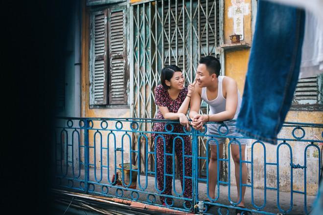 Cặp đôi có chuyện tình không giống ai và quyết định chụp bộ ảnh cưới thời bao cấp đầy bá đạo - Ảnh 25.