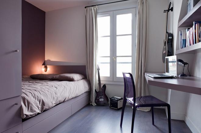 Những ý tưởng trang trí cho phòng ngủ nhỏ cực đáng yêu - Ảnh 11.