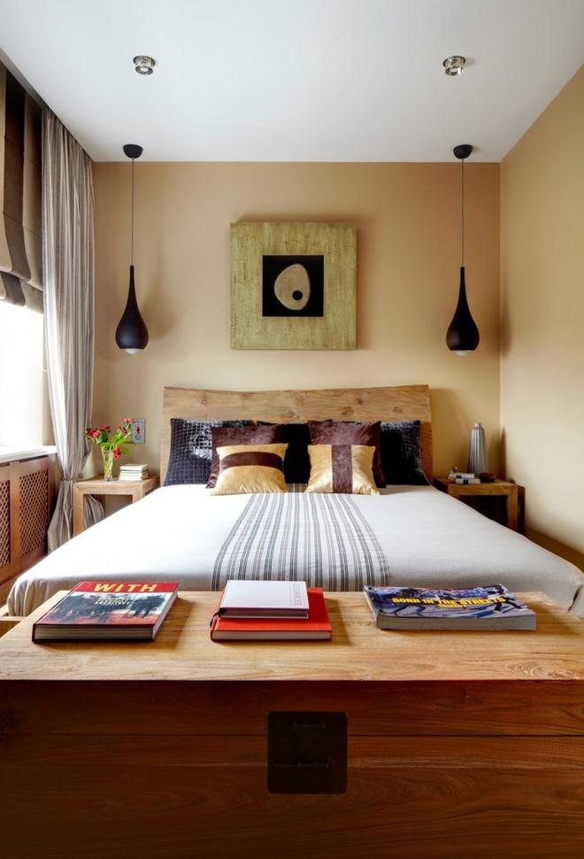 Những ý tưởng trang trí cho phòng ngủ nhỏ cực đáng yêu - Ảnh 3.