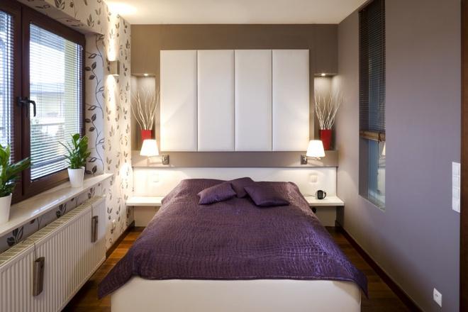 Những ý tưởng trang trí cho phòng ngủ nhỏ cực đáng yêu - Ảnh 4.
