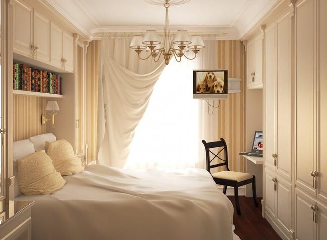 Những ý tưởng trang trí cho phòng ngủ nhỏ cực đáng yêu - Ảnh 5.