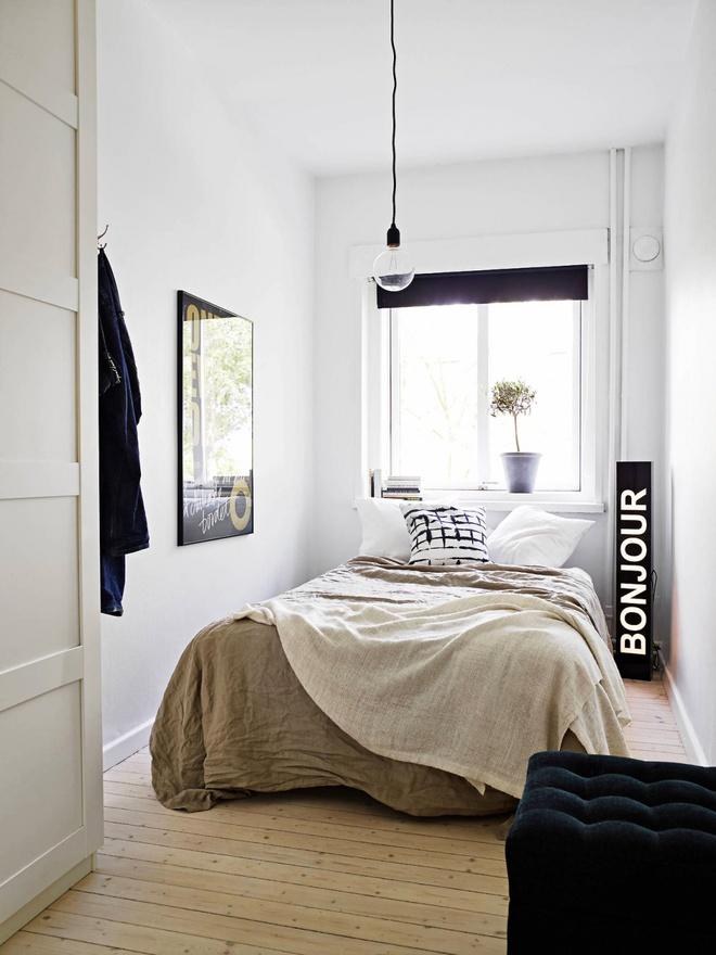 Những ý tưởng trang trí cho phòng ngủ nhỏ cực đáng yêu - Ảnh 9.