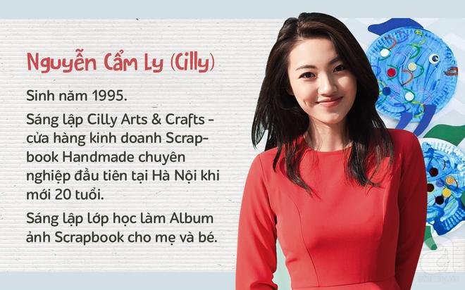 Gặp gỡ cô gái trẻ thêu dệt hạnh phúc vào những chiếc hộp ký ức – Cilly Nguyễn - Ảnh 3.