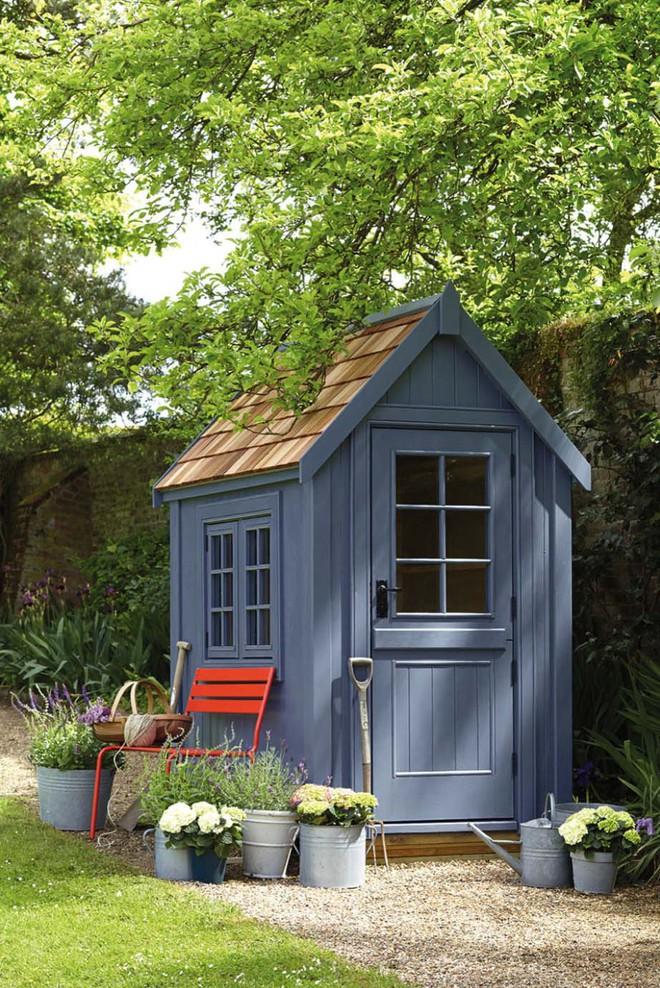 Những ngôi nhà nhỏ trong vườn khiến bạn như được lạc vào thế giới cổ tích - Ảnh 13.