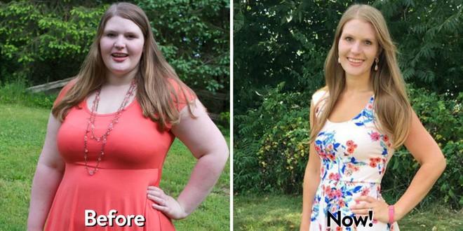 Từ 111,5kg, cô gái này không ngờ mình có thể giảm cân được nhiều đến thế và trở thành vận động viên chạy bộ - Ảnh 1.