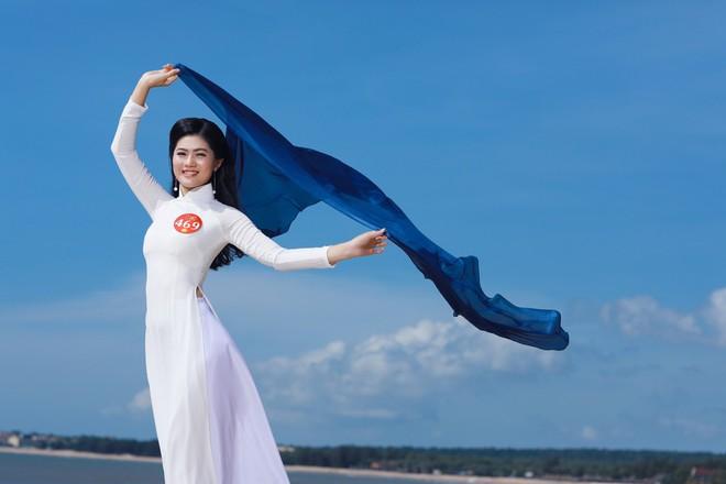 Nhan sắc siêu vòng ba của tân Miss Photo 2017 Vũ Hương Giang - Ảnh 4.