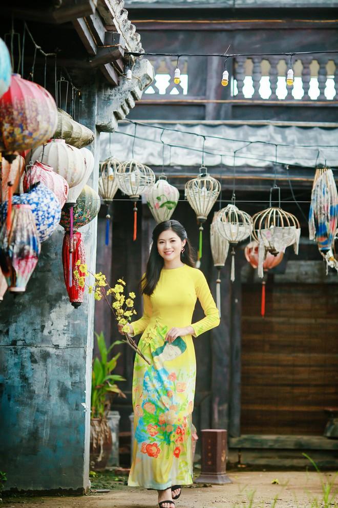 Nhan sắc siêu vòng ba của tân Miss Photo 2017 Vũ Hương Giang - Ảnh 5.