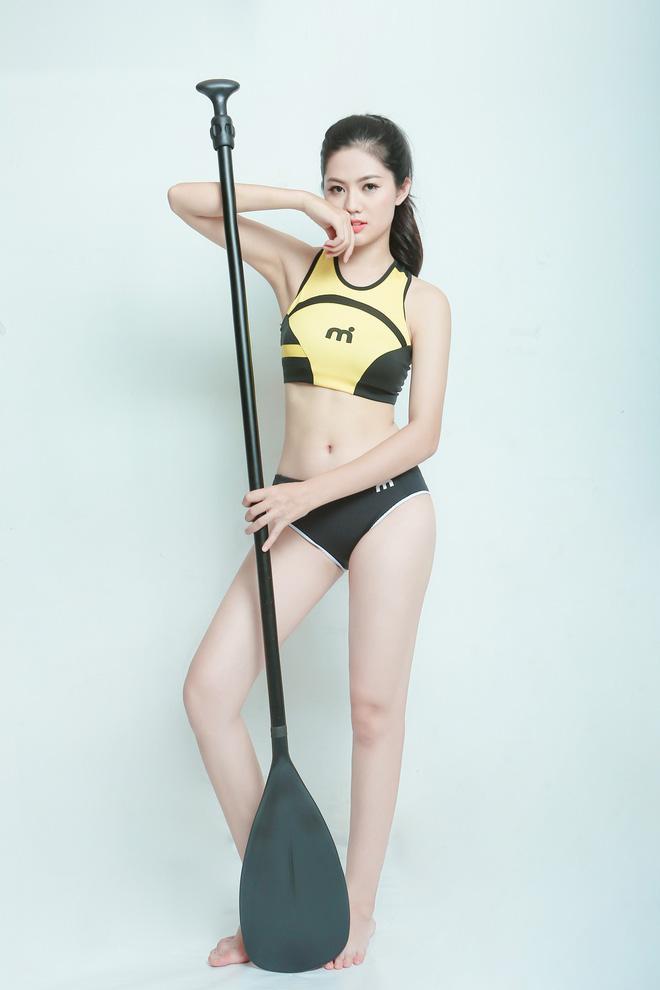 Nhan sắc siêu vòng ba của tân Miss Photo 2017 Vũ Hương Giang - Ảnh 7.