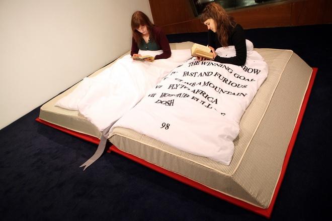 Những chiếc giường độc nhất vô nhị khiến bạn muốn nằm mãi - Ảnh 10.