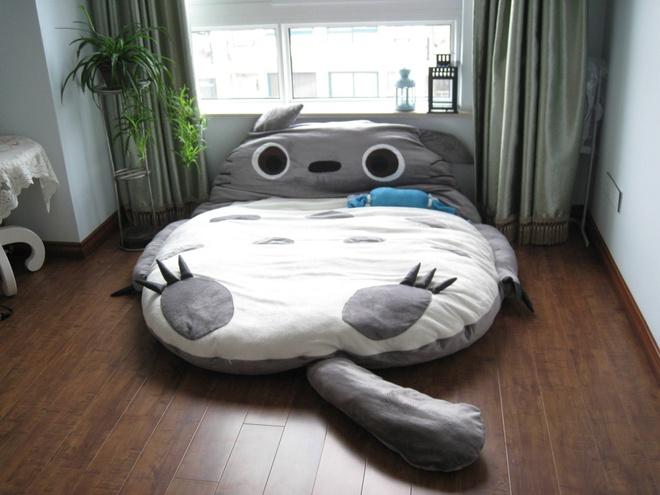 Những chiếc giường độc nhất vô nhị khiến bạn muốn nằm mãi - Ảnh 2.