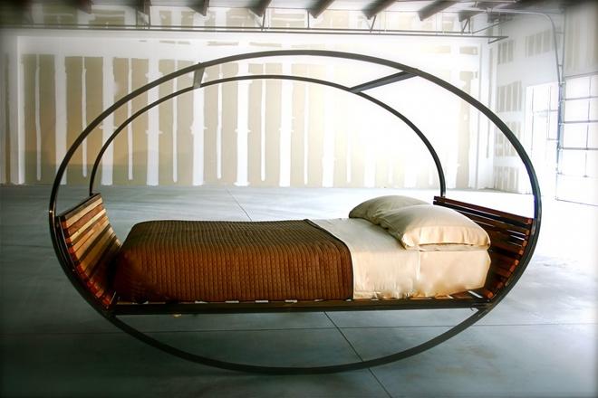 Những chiếc giường độc nhất vô nhị khiến bạn muốn nằm mãi - Ảnh 5.