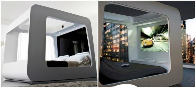 Những chiếc giường độc nhất vô nhị khiến bạn muốn nằm mãi - Ảnh 6.