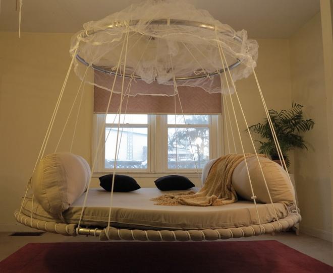 Những chiếc giường độc nhất vô nhị khiến bạn muốn nằm mãi - Ảnh 8.