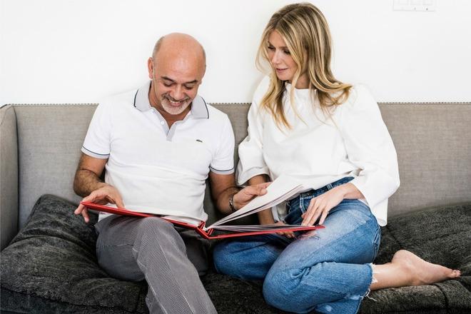 Ông hoàng giày đế đỏ Christian Louboutin lần đầu tiên ra mắt mẫu giày xinh xắn dành cho bé gái - Ảnh 2.