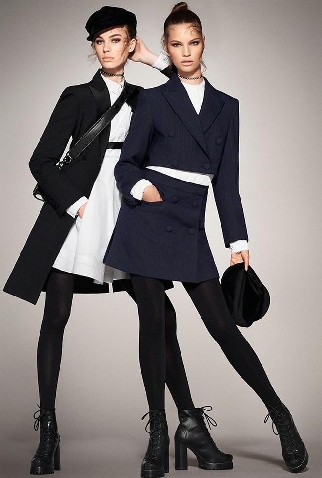 Zara, Mango... tung lookbook Thu/Đông 2017 khiến bạn muốn trời trở lạnh ngay - Ảnh 2.