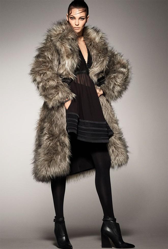 Zara, Mango... tung lookbook Thu/Đông 2017 khiến bạn muốn trời trở lạnh ngay - Ảnh 3.