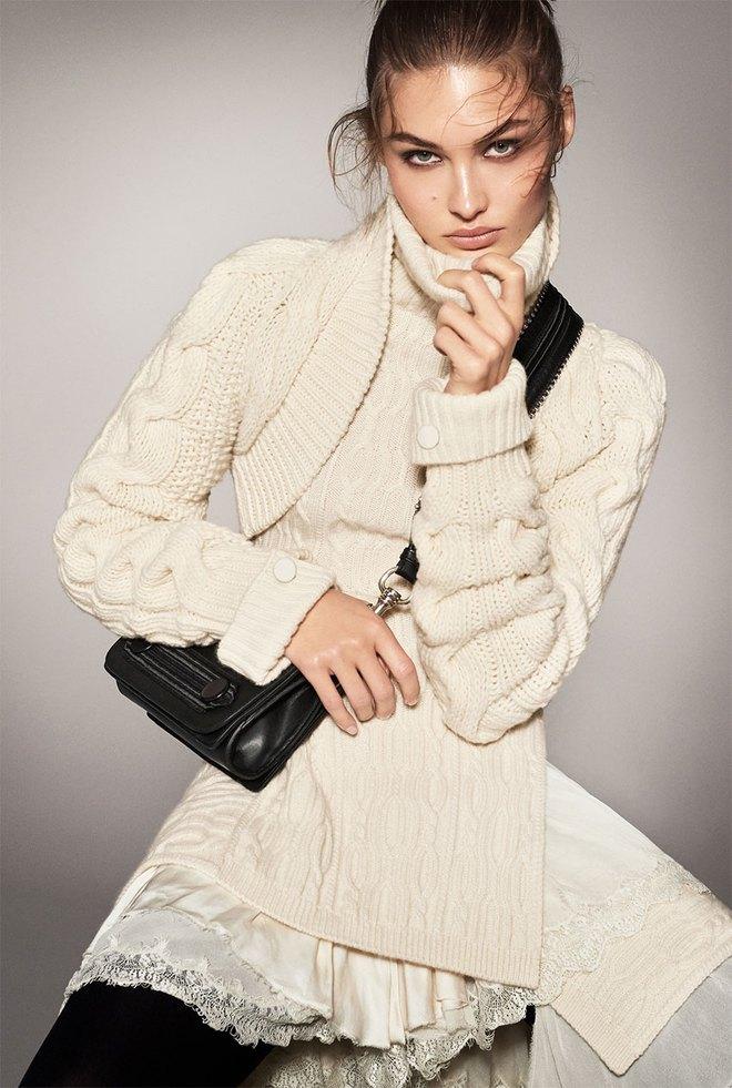 Zara, Mango... tung lookbook Thu/Đông 2017 khiến bạn muốn trời trở lạnh ngay - Ảnh 5.