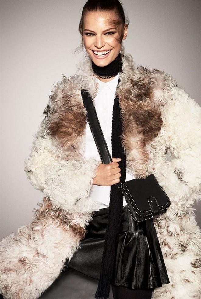 Zara, Mango... tung lookbook Thu/Đông 2017 khiến bạn muốn trời trở lạnh ngay - Ảnh 13.
