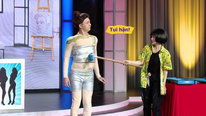 Ngô Kiến Huy gặp lỗi rách trang phục vì diễn quá sung - Ảnh 2.