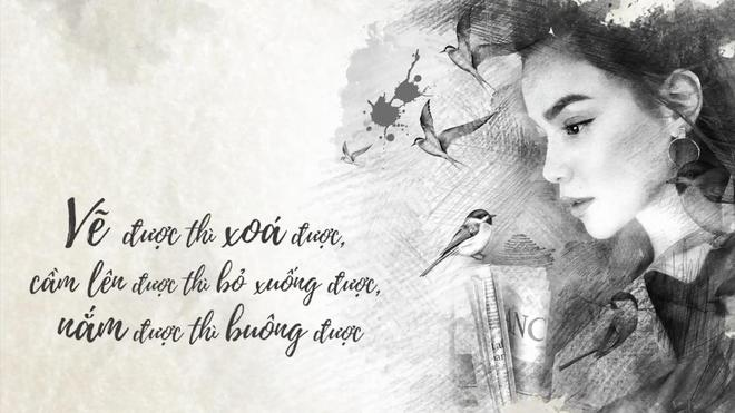 Những câu nói Hồ Ngọc Hà đúc rút từ những hạnh phúc, khổ đau của các mối tình - Ảnh 13.