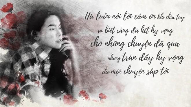 Những câu nói Hồ Ngọc Hà đúc rút từ những hạnh phúc, khổ đau của các mối tình - Ảnh 14.