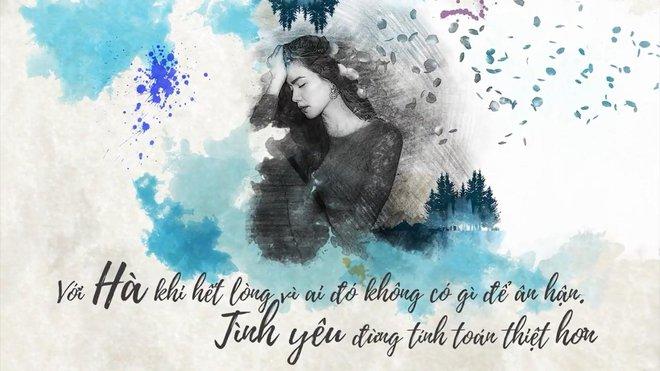 Những câu nói Hồ Ngọc Hà đúc rút từ những hạnh phúc, khổ đau của các mối tình - Ảnh 3.