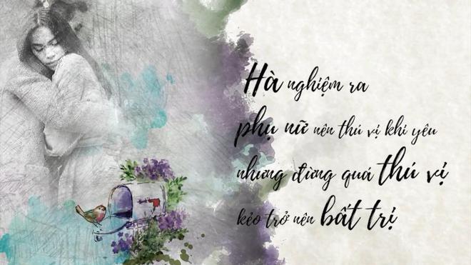 Những câu nói Hồ Ngọc Hà đúc rút từ những hạnh phúc, khổ đau của các mối tình - Ảnh 5.