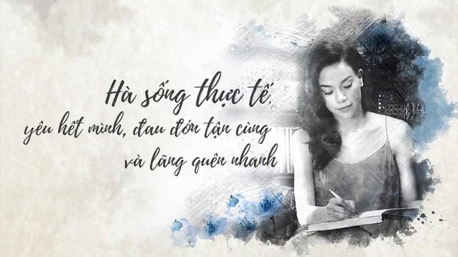 Những câu nói Hồ Ngọc Hà đúc rút từ những hạnh phúc, khổ đau của các mối tình - Ảnh 6.