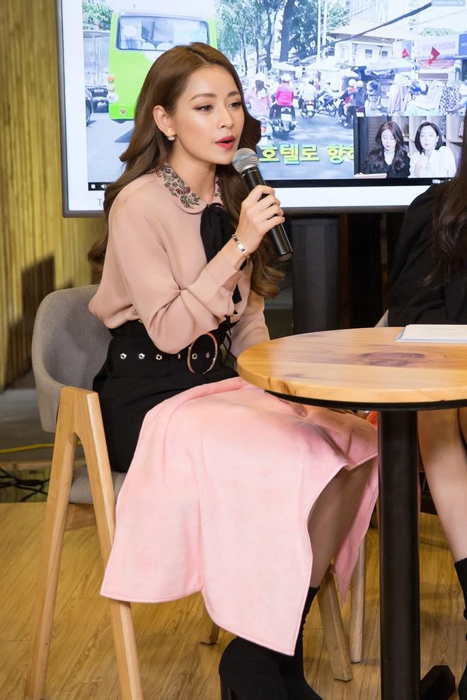 Chi Pu được T-Ara khen ngợi khi khoe giọng hát chay bằng tiếng Hàn  - Ảnh 5.