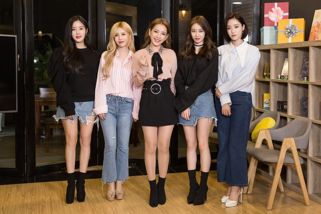 Chi Pu được T-Ara khen ngợi khi khoe giọng hát chay bằng tiếng Hàn  - Ảnh 2.