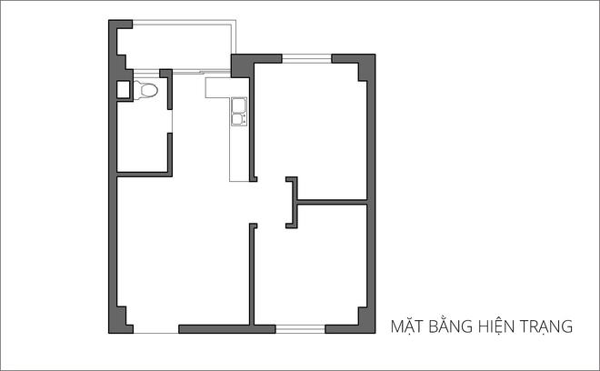 Căn hộ 65m² trắng tinh khôi ở Hà Nội do chính chàng KTS 8x thiết kế cho gia đình mình - Ảnh 21.