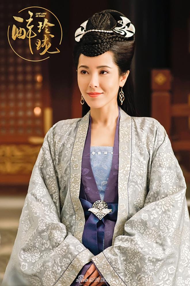 Lưu Thi Thi nhợt nhạt giữa dàn mỹ nhân Túy linh lung xinh như mộng - Ảnh 10.