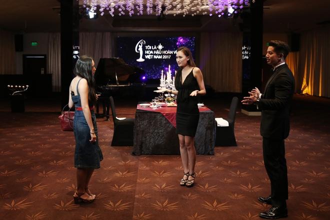 Hết thi catwalk, thí sinh Hoa hậu Hoàn vũ lại bị soi cả chuyện đánh ghen - Ảnh 9.