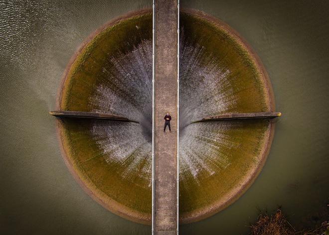 Những bức ảnh khiến bạn ngỡ như mình đi lạc vào hành tinh khác - Ảnh 1.