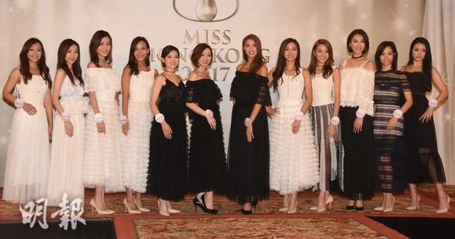 Top 12 Hoa hậu Hong Kong vừa lùn vừa kém nổi bật - Ảnh 1.
