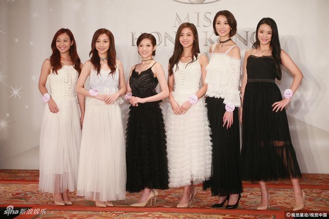 Top 12 Hoa hậu Hong Kong vừa lùn vừa kém nổi bật - Ảnh 2.