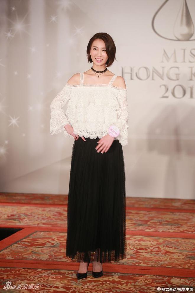 Top 12 Hoa hậu Hong Kong vừa lùn vừa kém nổi bật - Ảnh 3.