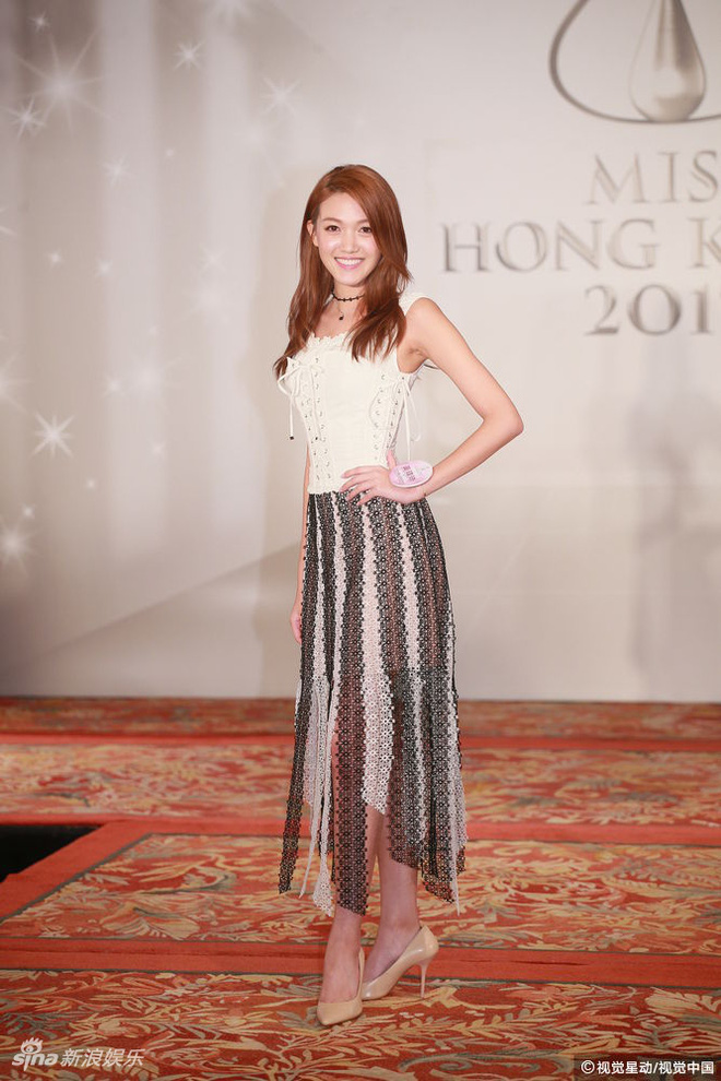 Top 12 Hoa hậu Hong Kong vừa lùn vừa kém nổi bật - Ảnh 8.