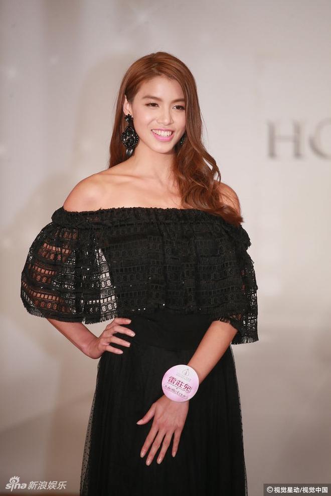 Top 12 Hoa hậu Hong Kong vừa lùn vừa kém nổi bật - Ảnh 6.